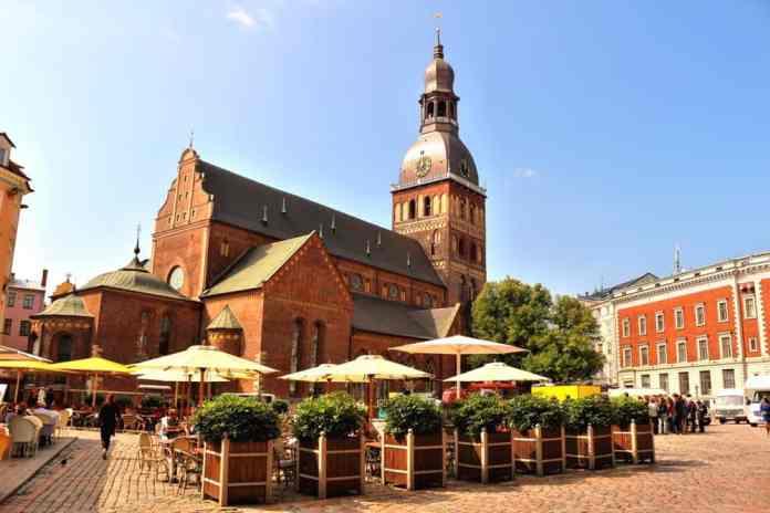 Dome in Riga