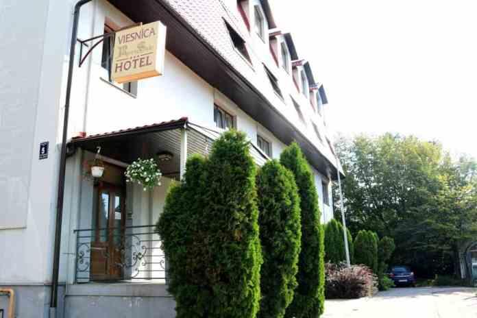 Riverside Hotel in Riga