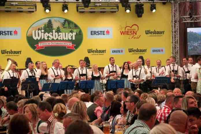 Oktoberfest Vienna