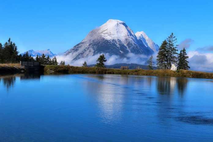 Kaltwassersee Olympiaregion