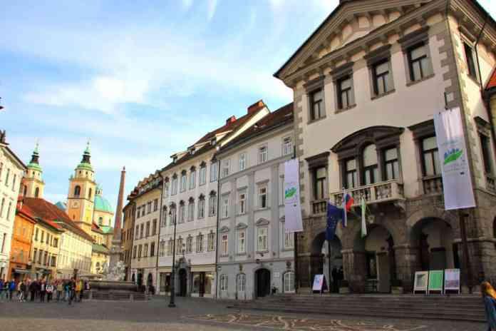 Town Hall Ljubljana Ljubljana Ultimate Guide