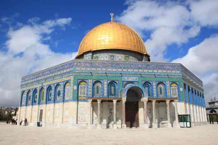 Interesting Israel facts - dome of rock
