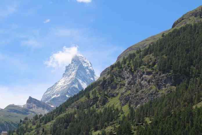Zermatt is one of the best places to visit in Switzerland