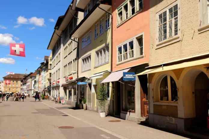 Winterthur is one of the best cities in Switzerland