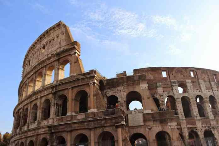 Fun facts Italy: Rome