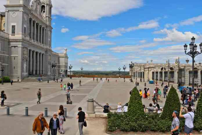 Interesting facts about Madrid Spain: the altitude