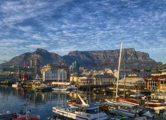 Cape Town romantic guide