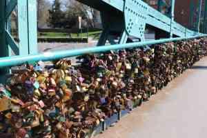 love bridge tumski
