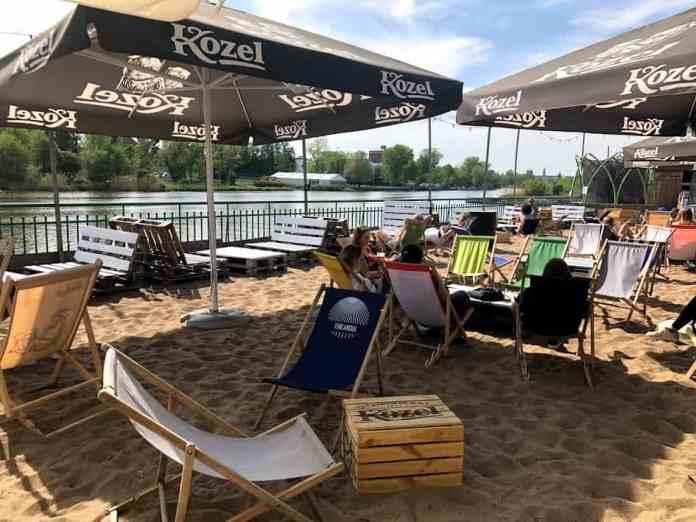 Zazoo Beach Bar Wroclaw