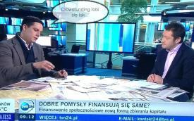 Wstajesz i wiesz z Jarosławem Kuźniarem - TVN24