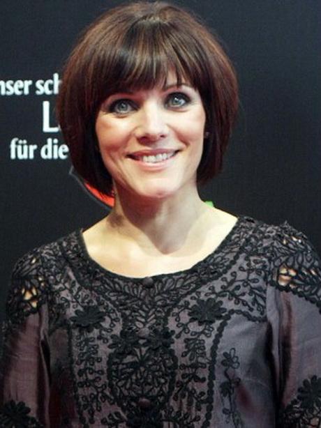 Birgit schrowange frisur