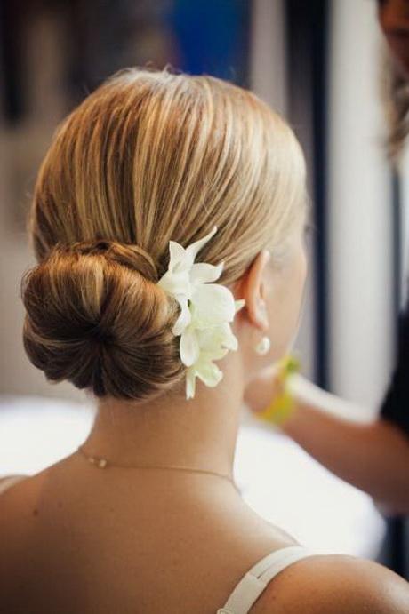 Brautfrisuren hochgesteckt