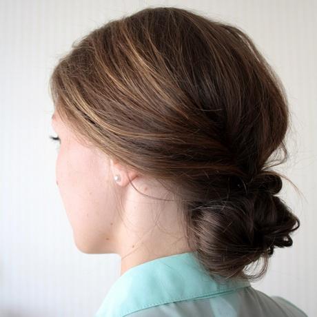 Einfache haarfrisuren