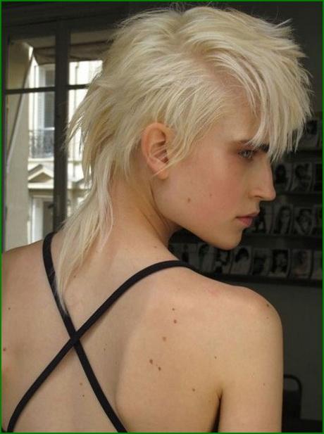 Flippige haarschnitte