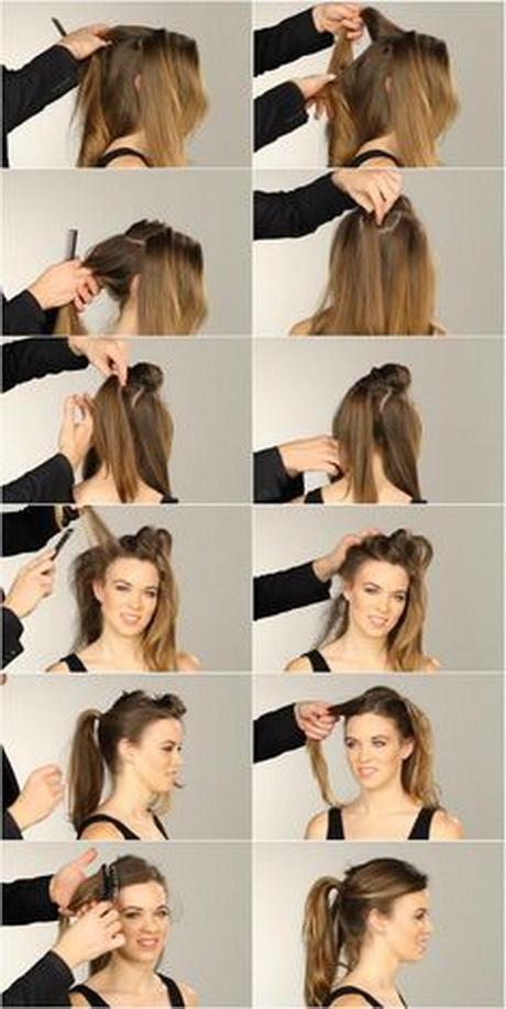Frisur anleitung
