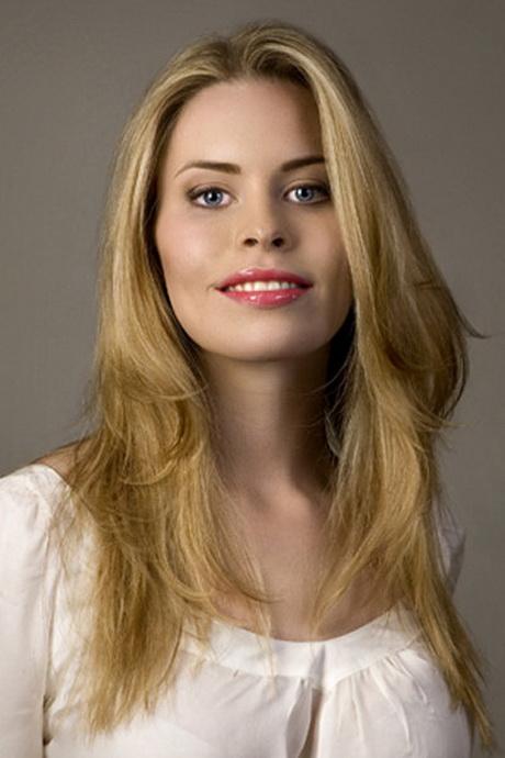 Frisuren fr lange blonde haare