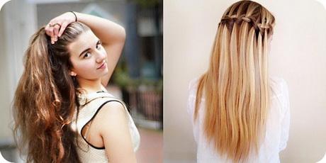 Frisuren Ideen Lange Haare