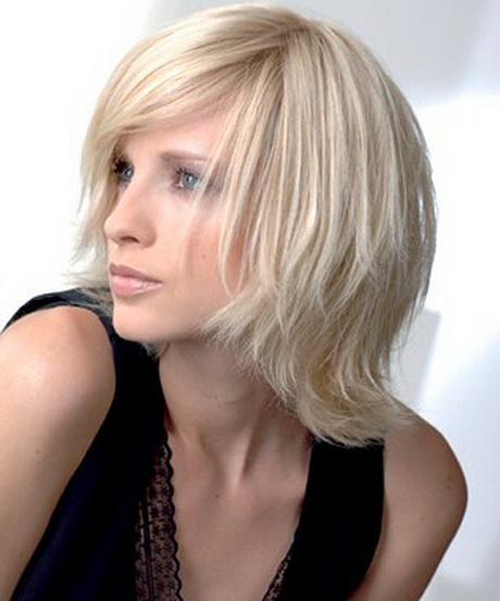 Frisuren Mittellang Feines Haar