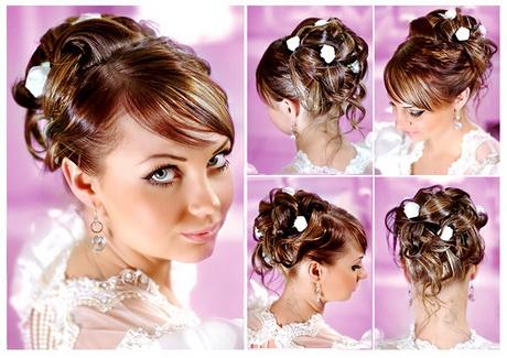 Hochsteckfrisuren Kurze Haare Hochzeit