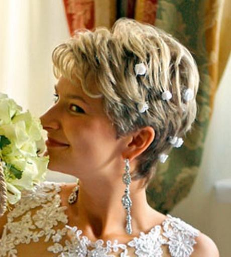 Hochzeitsfrisuren fr kurze haare