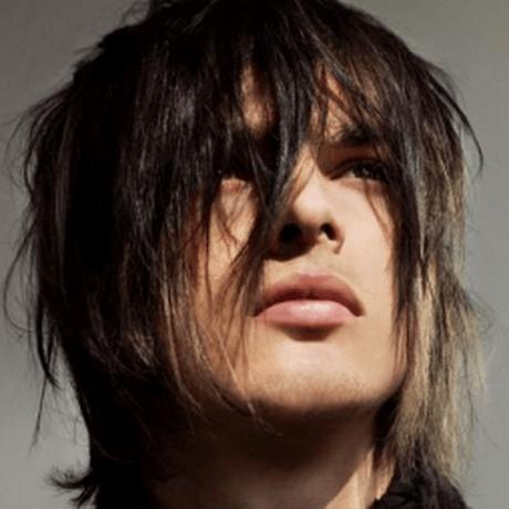 Mnner lange haare frisuren