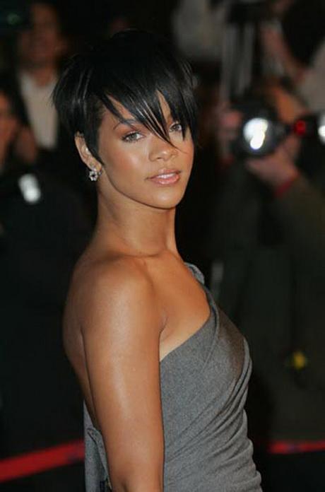 Rihanna frisuren kurz