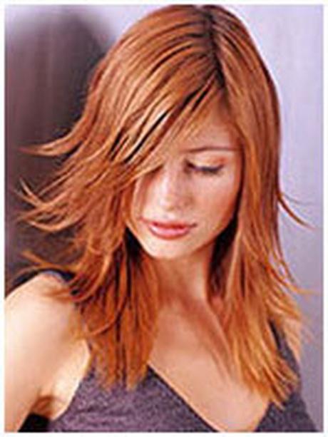 Haarschnitt Mittellang Stufig