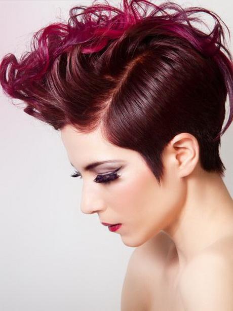 Kurzhaarfrisuren Und Farben 2014  frisuren kurze haare