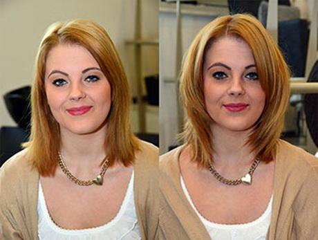 Frisuren die jnger machen vorher nachher