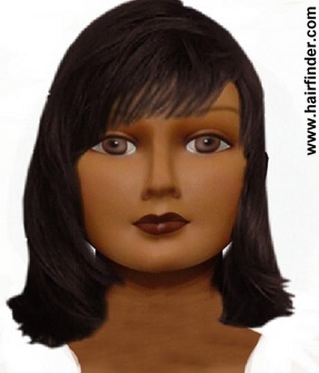 Frisuren fr feines haar und rundes gesicht