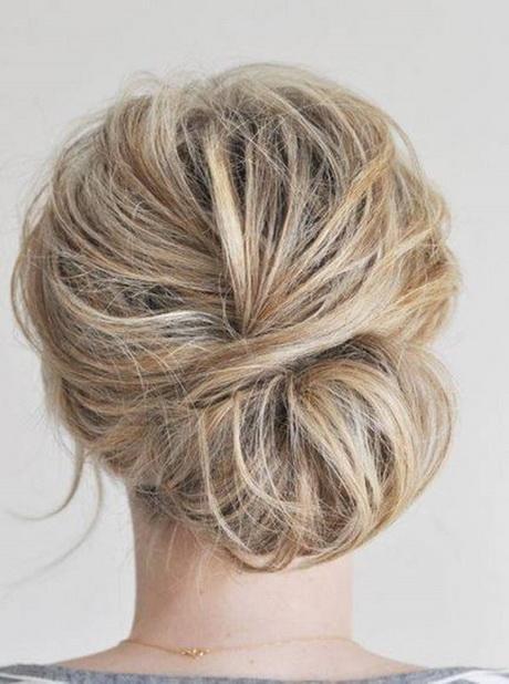 Einfache Hochsteckfrisuren Für Mittellange Haare