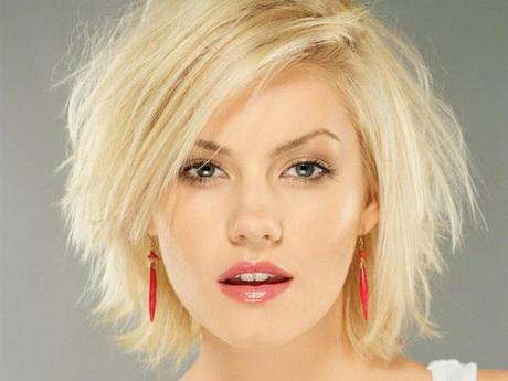 Frisuren Für Runde Gesichter Frauen