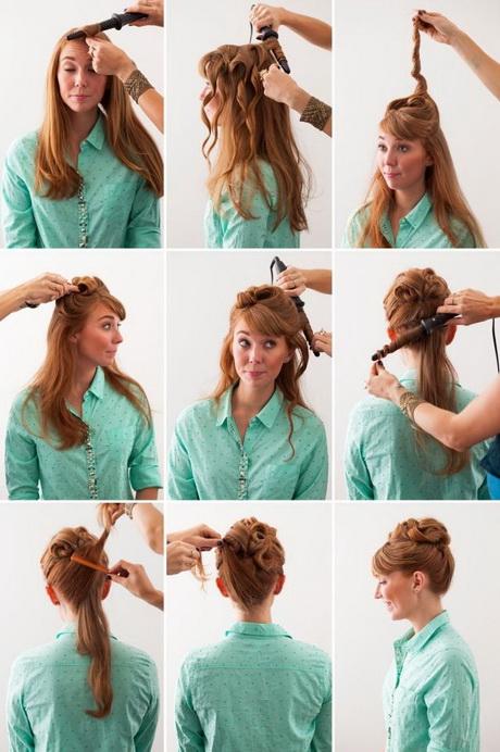 Frisuren Mittellang Zum Selbermachen