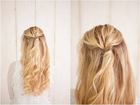 Leichte Frisuren Für Mittellange Haare