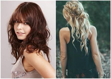 Lange Haare Frisur 2017
