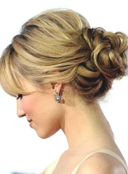 Steckfrisuren halblange haare