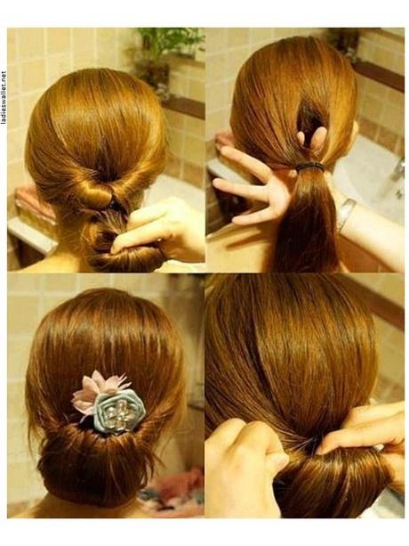 Einfache frisuren fr feines haar