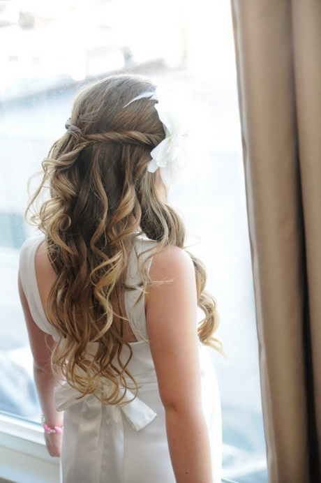 Haare Hochstecken Braut