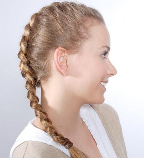 Frisuren geflochtene zpfe