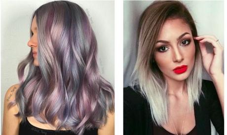 Haartrends Farben 2017