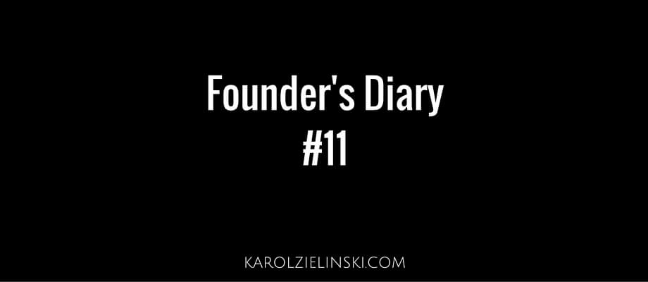 Founder's Diary #11 – Squidility and my bike