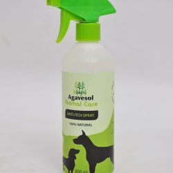 Agavesol Pet Anti-Itch Image