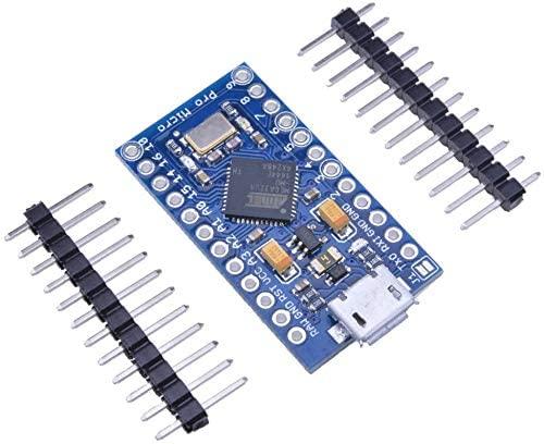 Pro Micro ATmega32u4 Arduino Leonardo compatible