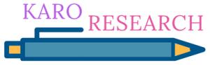 Karo research Logo
