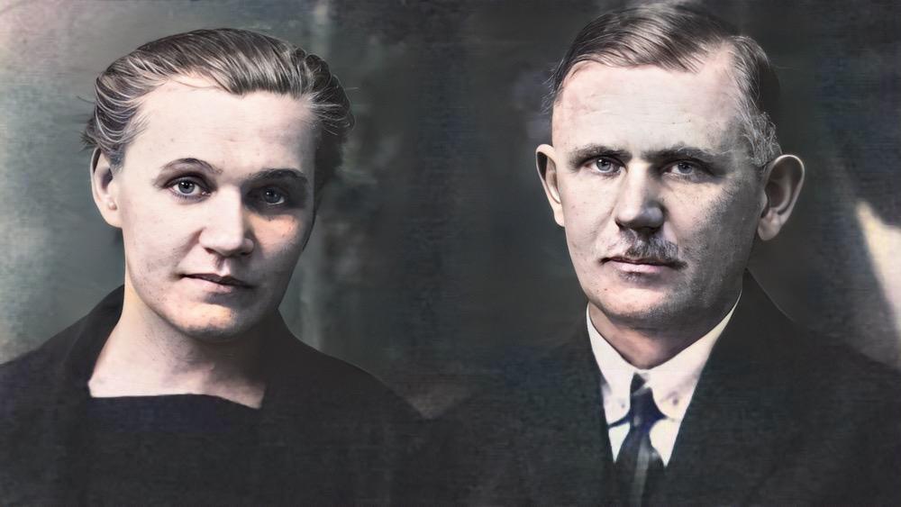 Stumpf Jenő Menyhért és Jurics Erzsébet