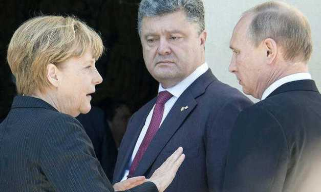 Putyin és Porosenko megállapodott, hogy közösen munkálkodnak a tűzszünet érdekében