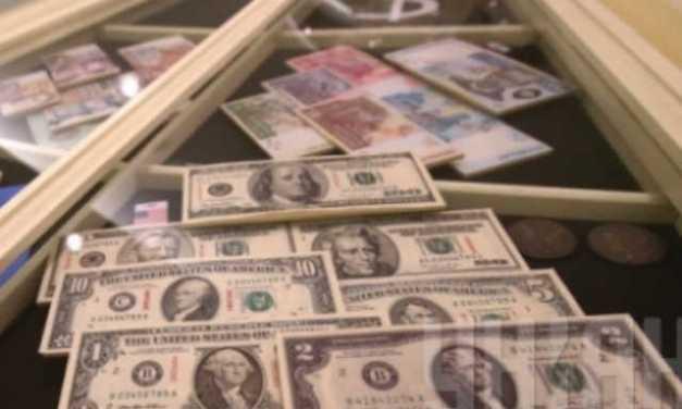 Emelkedett a dollár árfolyama Ukrajnában