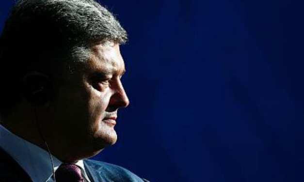 Porosenko támogatja az ukrán állampolgárság megvonását a szakadároktól