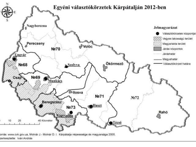 Nem lesz magyar többségű választási körzet
