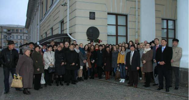 Fennállásának 25. évfordulóját méltatta a múlt héten a Magyarok Kijevi Egyesülete